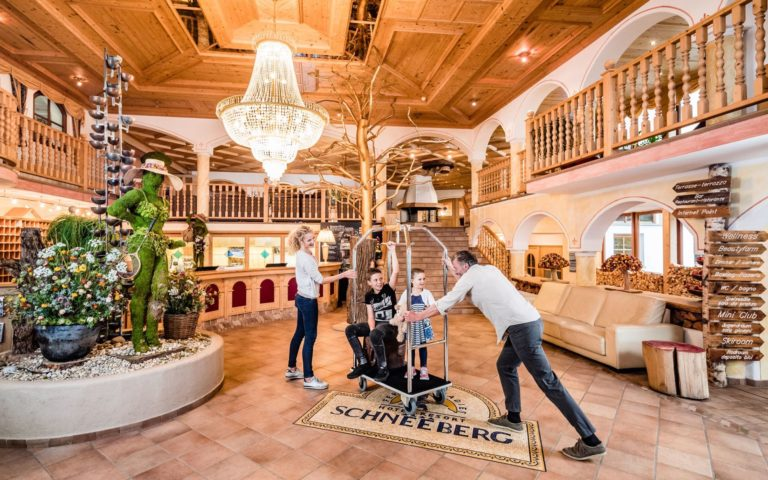 ****Hotel Schneeberg Family Resort & Spa
